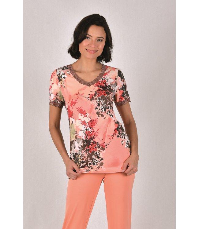 Cybele Pyjama Coral 7-810526