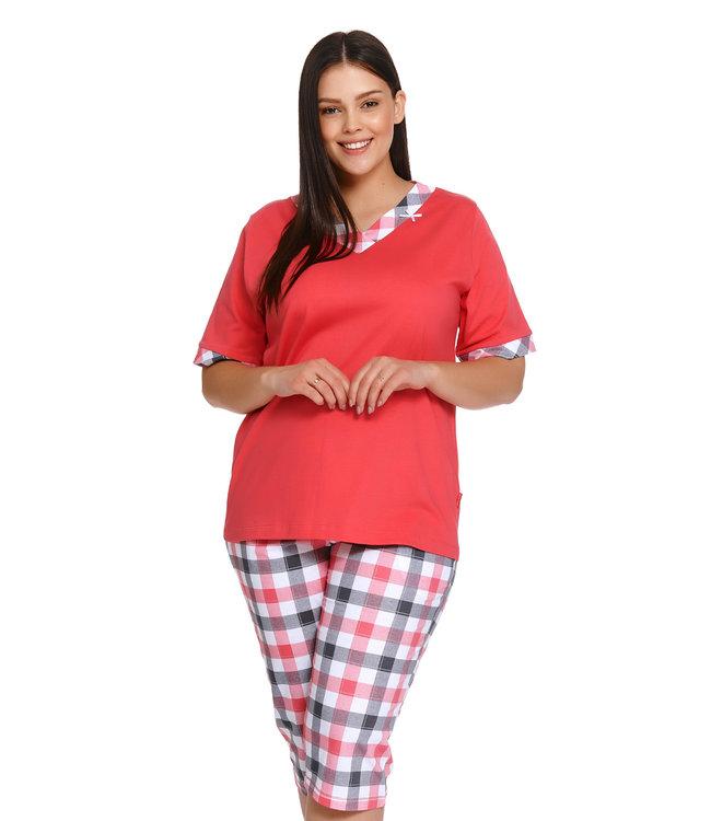 Doctor Nap Pyjama Plus Size Hot Pink PB.9981
