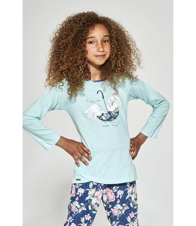 Cornette Pyjama voor meisjes Umbrella 030/140 031/140