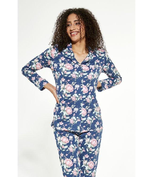 Cornette Pyjama voor dames Cindy 482/283