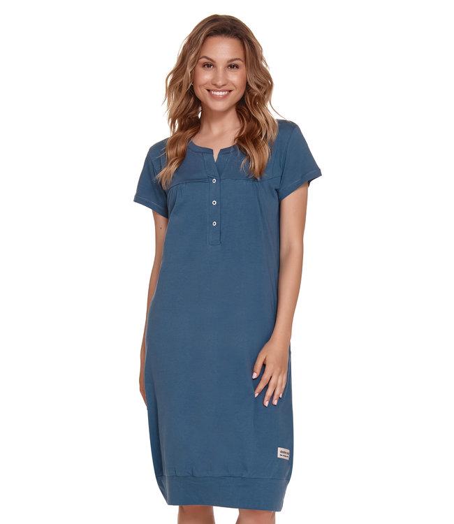 Doctor Nap Nachthemdje Deep Blue TCB.4348