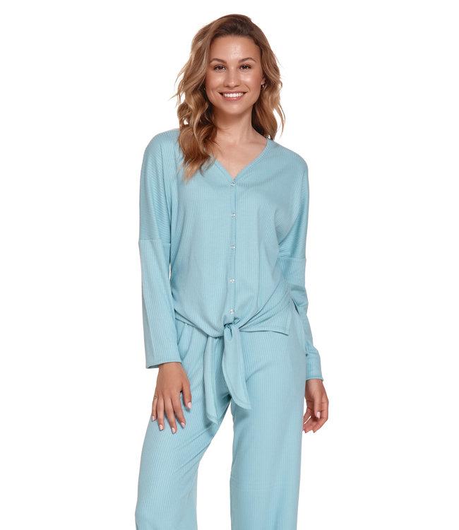 Doctor Nap Pyjama voor dames Supernova (3-delig) BLZ.4316 SHI.4318 SPO.4317