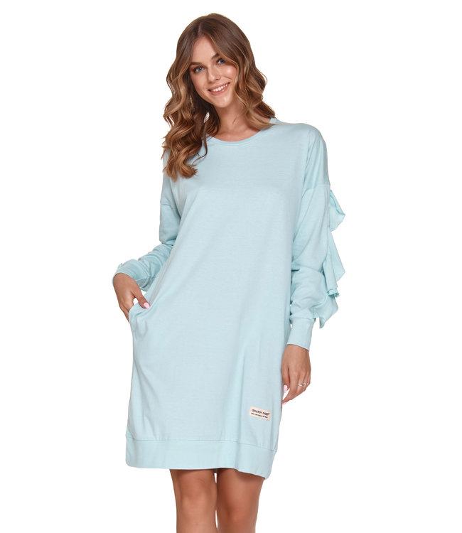 Doctor Nap Nachthemdje met Frullen Pool Blue TM.4350