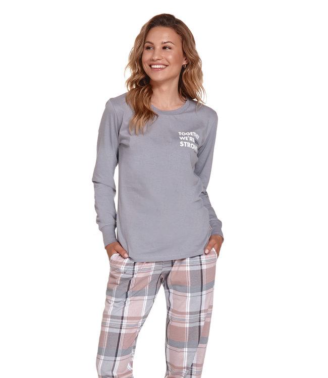 Doctor Nap Pyjama Strong Grijs PM.4344