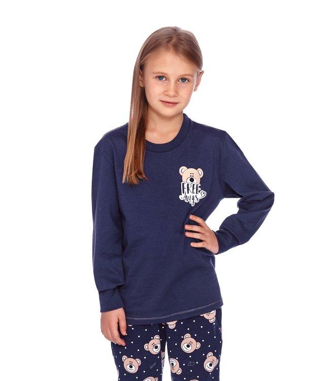 Doctor Nap Familie Pyjama voor kinderen Cosmos PDG.4174