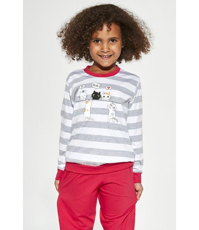Cornette Pyjama voor meisjes Hello 474/149 475/149