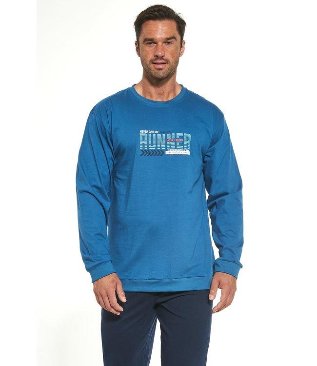 Cornette Pyjama voor heren Runner 461/181