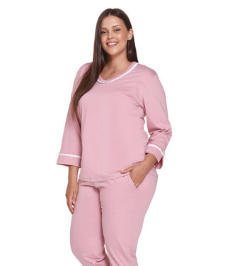 Doctor Nap Pyjama Plus Size Papaya PB.4389