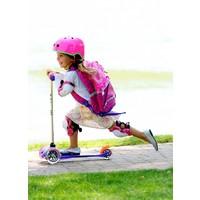 Micro helmet Classic neon Pink
