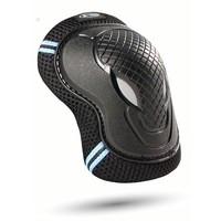 Micro knie en elleboogbeschermers zwart