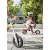 Micro G-bike+ Light loopfiets paars