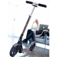 Micro Black Classic scooter 200mm