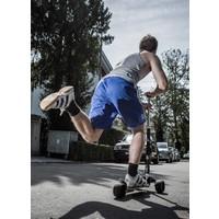 Micro Kickboard Monster 2in1