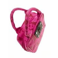 Mini Micro bag pink print
