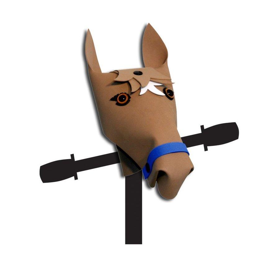 Handlebar Heroes horse