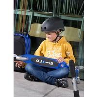 Micro helmet Classic matt Black