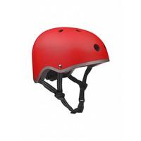 Micro helmet Classic matt Red