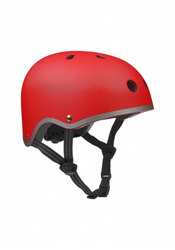 Micro helm Classic mat Rood
