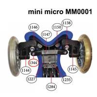 Boutje stuurinrichting Mini en Maxi Micro (1344 / 4657)