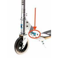 Push button 2-wheel scooters (1198)