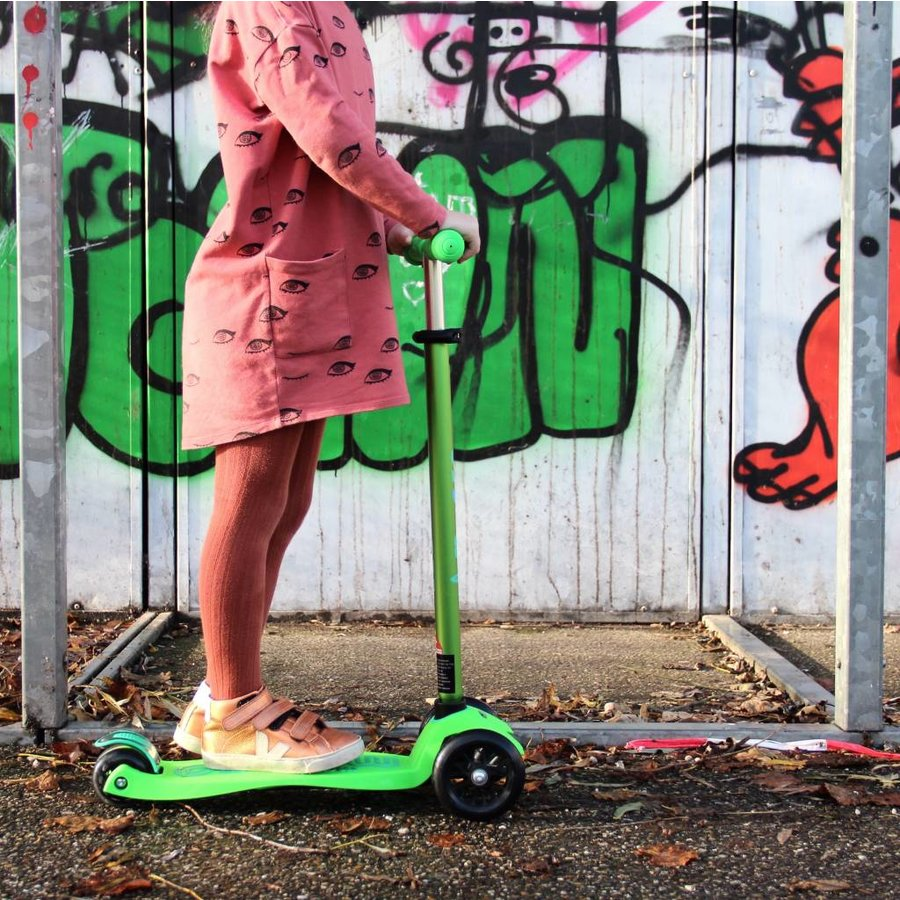 Maxi Micro scooter Deluxe Green