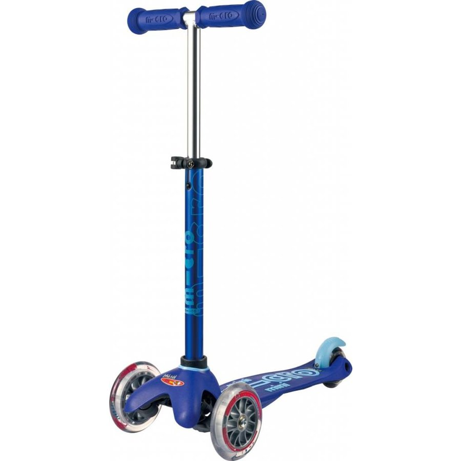 Mini Micro scooter Deluxe Blue