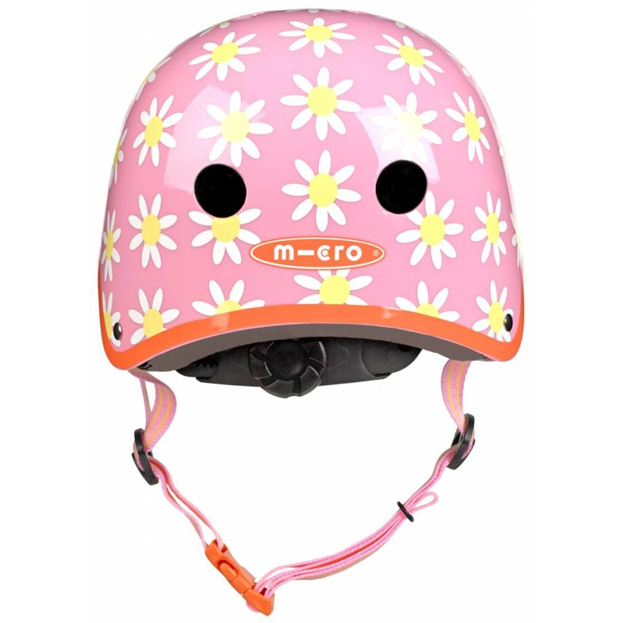 Micro helm Classic Bloemen