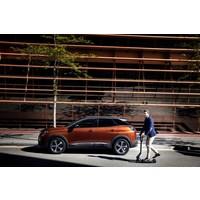 Peugeot Micro e-Kick V2 compacte hybride electrische step!