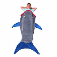 Blankie Tails haai deken