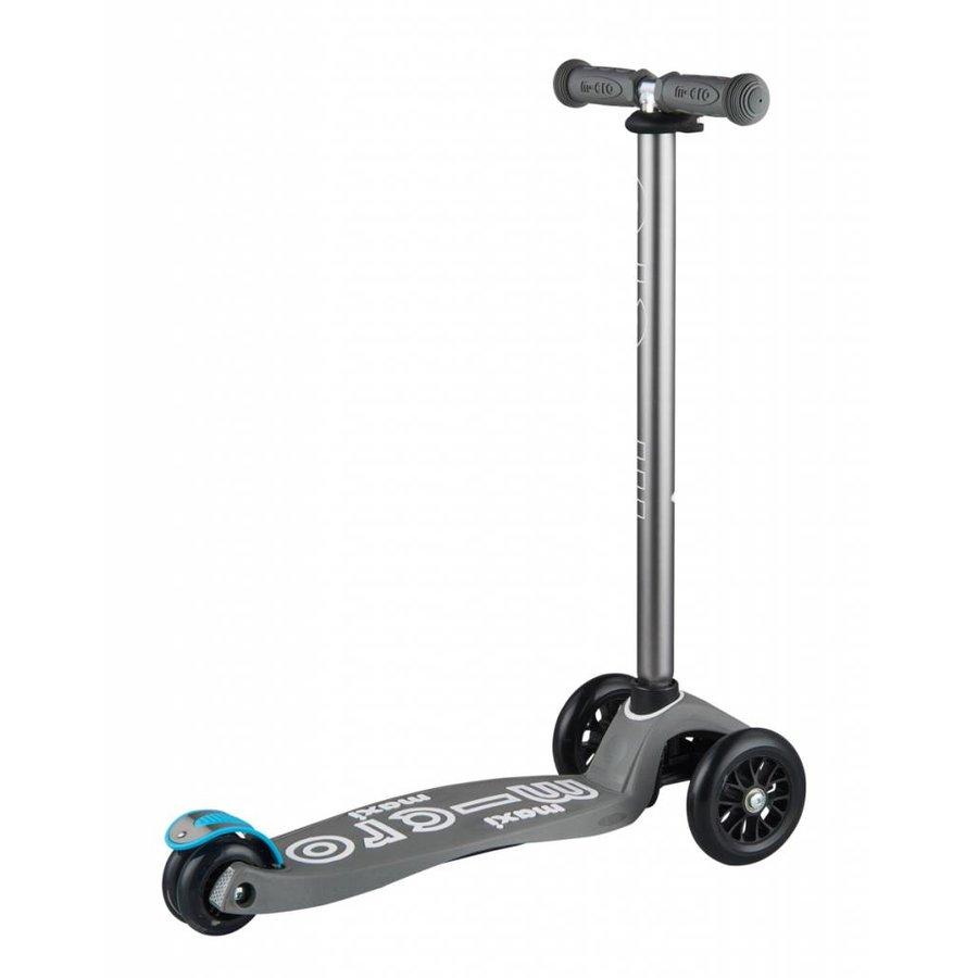 Maxi Micro scooter Deluxe Volcano Grey