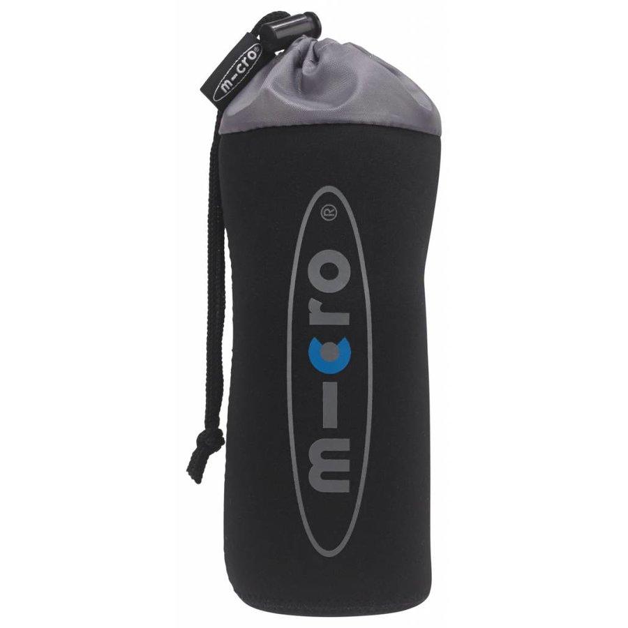 Micro flessenhouder zwart
