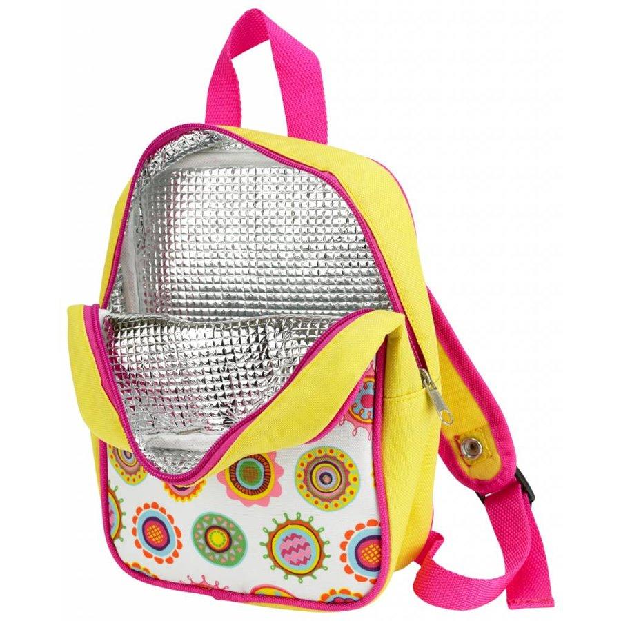 Lunchbag doodle dot