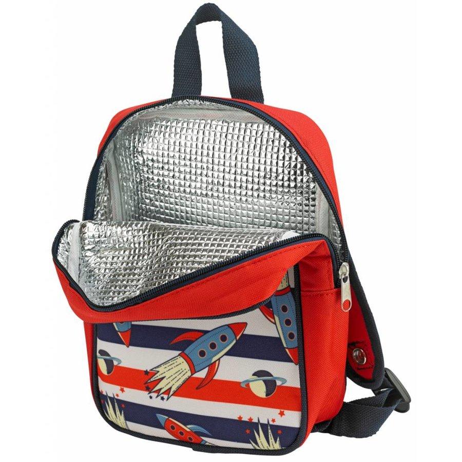 Lunchbag Rocket