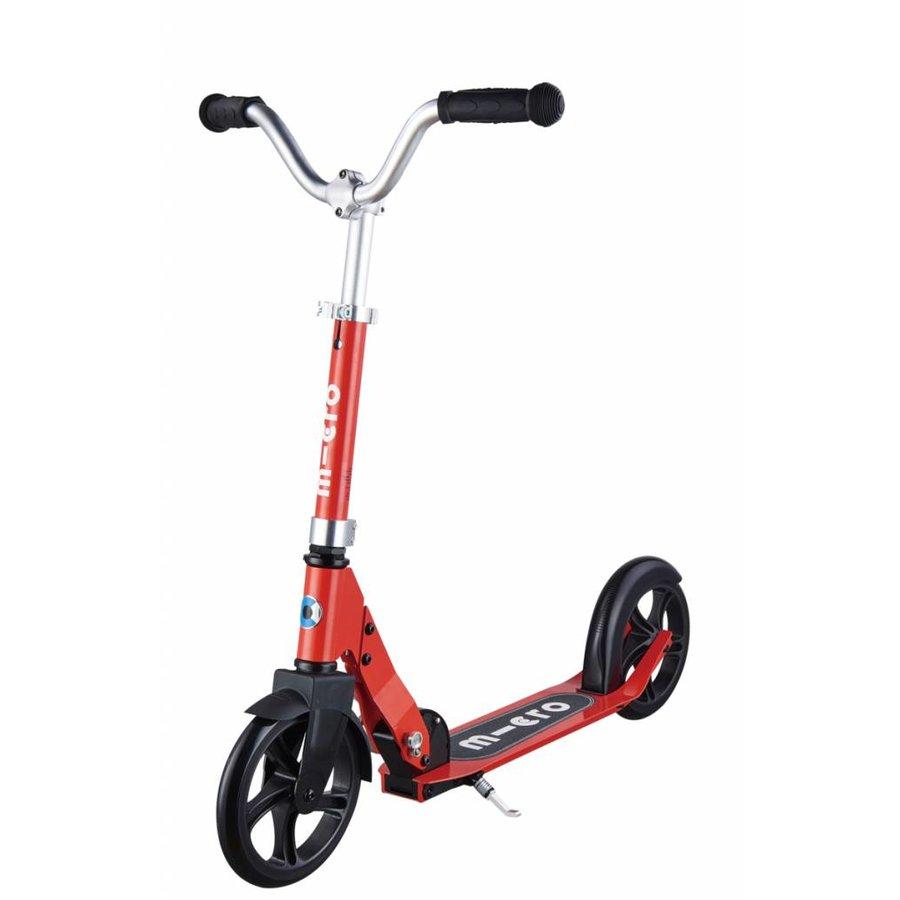 Micro Cruiser rood