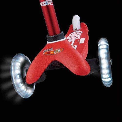 LED wheel set Mini Micro 120mm