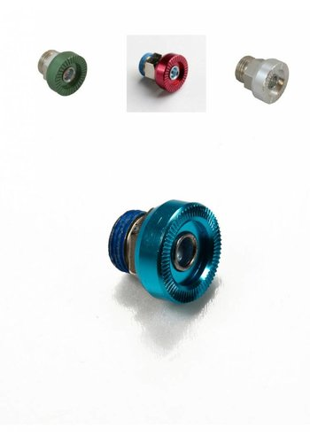 Druk knop  2-wielstep (4 kleuren)