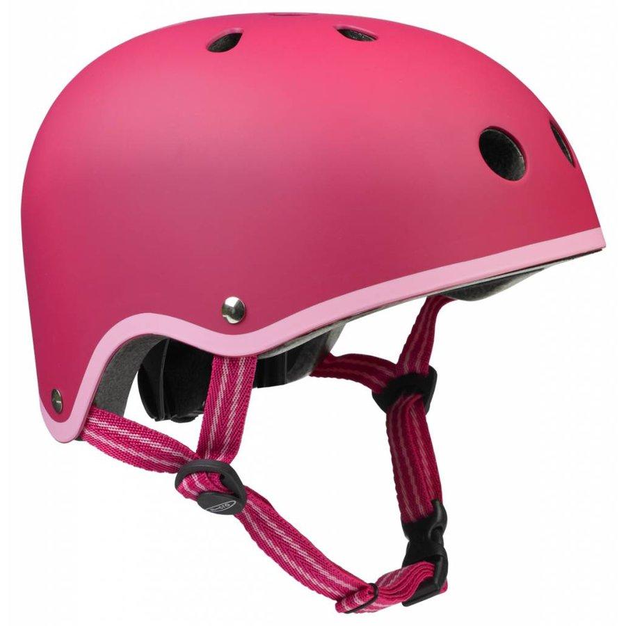 Micro helmet Classic matt Raspberry