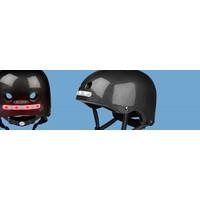 Micro helm met ge•ntegreerde LED verlichting