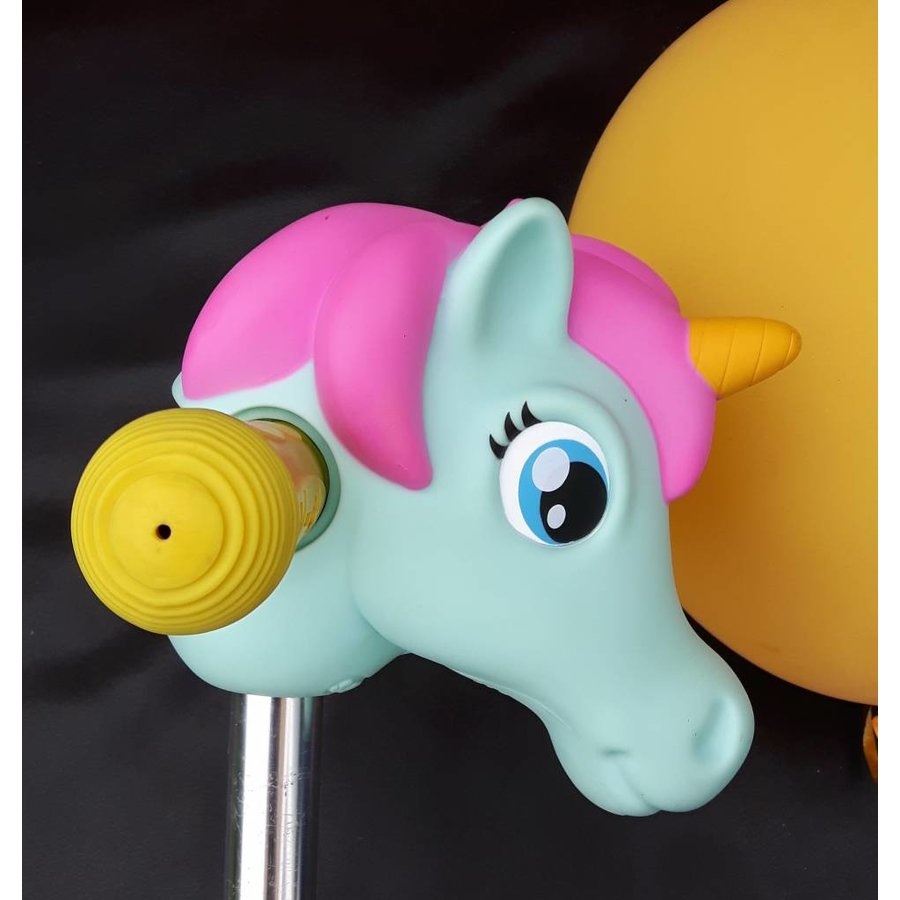 Scootaheadz unicorn Mint