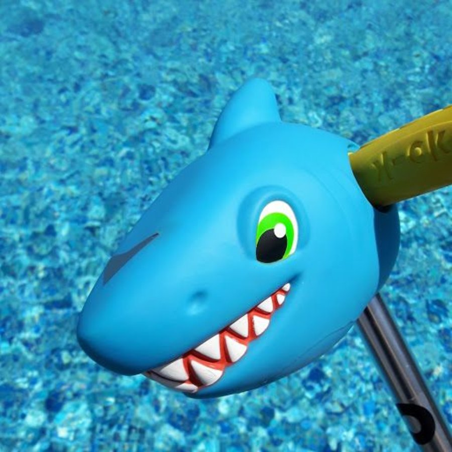 Scootaheadz shark