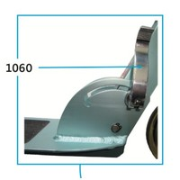Snelsluiter klem Micro Light (1060)