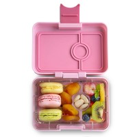 Yumbox MiniSnack box with 3 sections