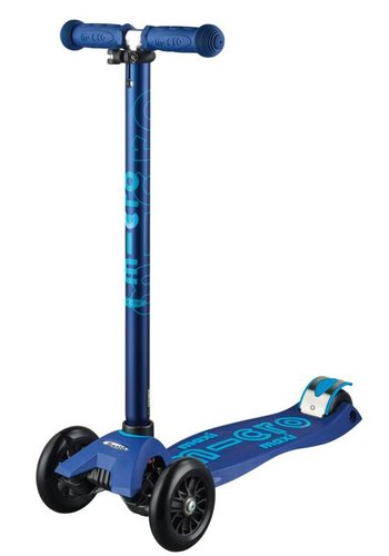 Maxi Micro scooter Deluxe Navy Blue
