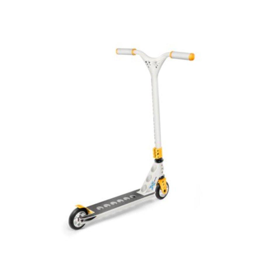 Micro MX Trixx 2.0 Grey Yellow