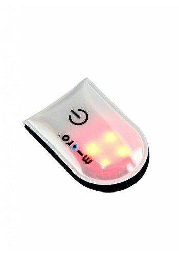 Micro LED magneet achterlampje