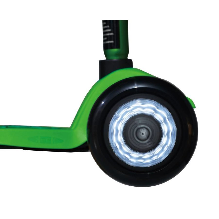 Micro LED wheel whizzers