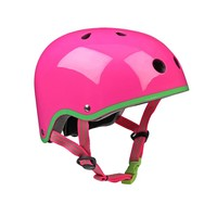 Maxi Micro scooter Deluxe Foldable Neon pink
