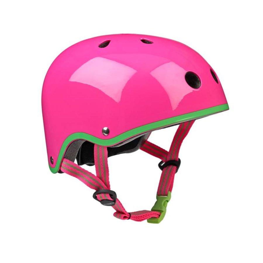 Micro helm Classic glanzend