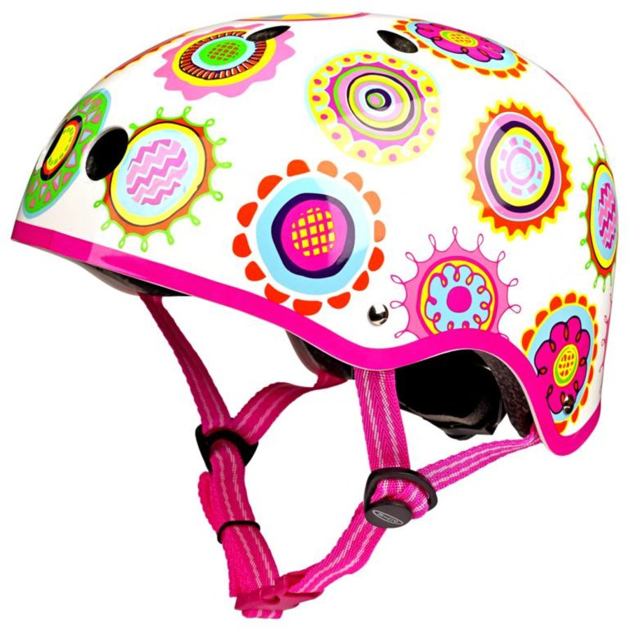 Micro helmet Classic with pattern