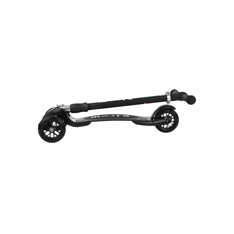 Micro Kickboard Compact T-bar zwart